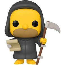 grim reaper homer / les simpsons treehouse of horror / figurine funko pop