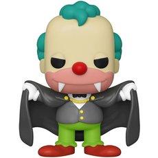 vampire krusty / les simpsons treehouse of horror / figurine funko pop