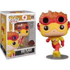 kid flash / flash / figurine funko pop / exclusive...
