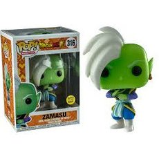 zamasu / dragon ball super / figurine funko pop / exclusive special edtion / gitd