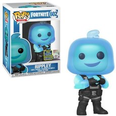 rippley / fortnite / figurine funko pop / exclusive sdcc 2020