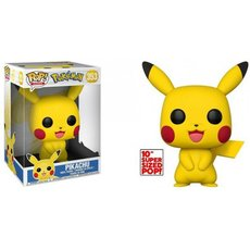 pikachu super oversized / pokemon / figurine funko pop