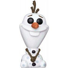 olaf / la reine des neiges 2 / figurine funko pop / exclusive special edition / diamond