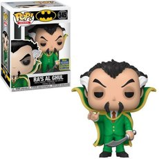 ra's al ghul / batman / figurine funko pop / exclusive sdcc 2020