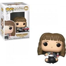 hermione granger with cauldron / harry potter / figurine funko pop / exclusive special edition