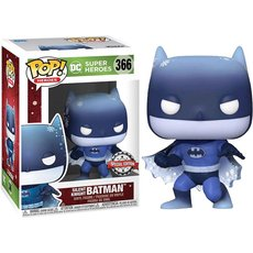 silent knight batman / super heroes / figurine funko pop / exclusive special edition
