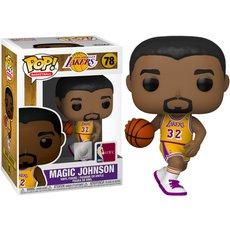 magic johnson / los angeles lakers / figurine funko pop