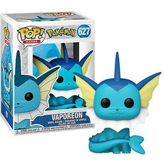 vaporeon / pokemon / figurine funko pop