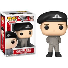 johnny rico in jumpsuit / starship trooper / figurine funko pop