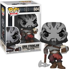 grog stronglaw / critical role vox machina / figurine funko pop