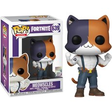 meowscles / fortnite / figurine funko pop
