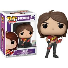 tntina / fortnite / figurine funko pop