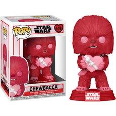 chewbacca saint valentin / star wars / figurine funko pop