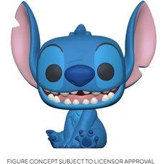 smiling seated stitch / lilo et stitch / figurine funko pop