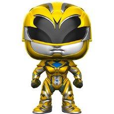 ranger jaune / power rangers / figurine funko pop