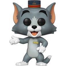 tom with hat / tom et jerry / figurine funko pop