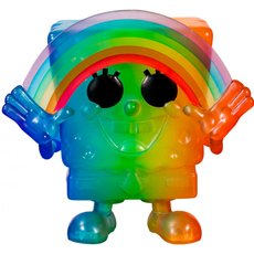 bob leponge rainbow / pride / figurine funko pop