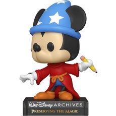 sorcerer mickey / mickey mouse / figurine funko pop