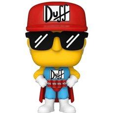 duffman / les simpsons / figurine funko pop