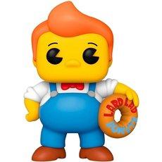 lard lad oversized / les simpsons / figurine funko pop