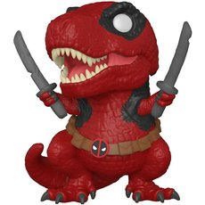 dinopool / deadpool / figurine funko pop