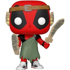 larp deadpool / deadpool / figurine funko pop