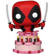 deadpool in cake / deadpool / figurine funko pop