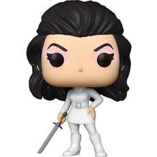 wonder woman ultra mod secret agent / wonder woman / figurine funko pop