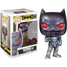 batman murder machine / batman / figurine funko pop / exclusive special edition