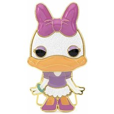 daisy duck / mickey mouse / funko pop pin