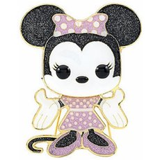 minnie mouse / mickey mouse / funko pop pin