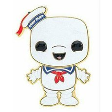 stay puft / ghostbusters / funko pop pin