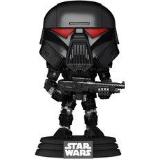 dark trooper / star wars the mandalorian / figurine funko pop