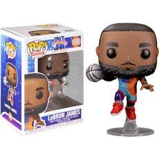 lebron james jumping / space jam new legacy / figurine funko pop