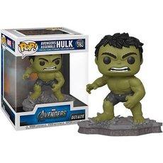 avengers assemble hulk / avengers / figurine funko pop / exclusive special edition