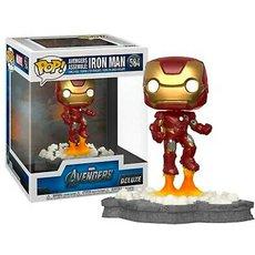avengers assemble iron man / avengers / figurine funko pop / exclusive special edition