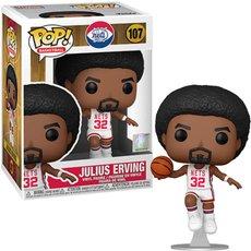 julius erving / nets home / figurine funko pop