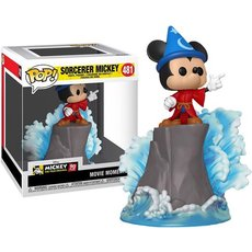 sorcerer mickey / mickey mouse movie moments / figurine funko pop