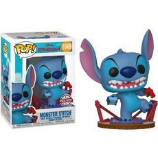 monster stitch / lilo et stitch / figurine funko pop / exclusive special edition
