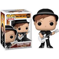 patrick stump / fall out boy / figurine funko pop