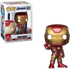 iron man / avengers endgame / figurine funko pop / exclusive special edition