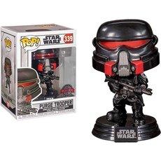 purge trooper / star wars / figurine funko pop / exclusive special edition