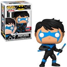 nightwing / batman / figurine funko pop / exclusive nycc 2020