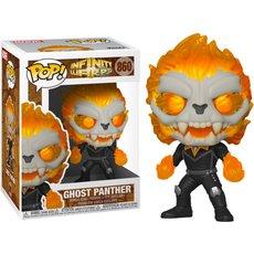 ghost panther / infinity warps / figurine funko pop