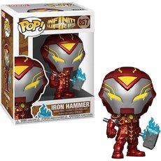 iron hammer / infinity warps / figurine funko pop