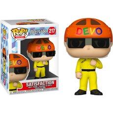 satisfaction yellow suit / devo / figurine funko pop