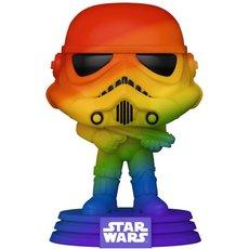 stormtrooper pride / star wars / figurine funko pop