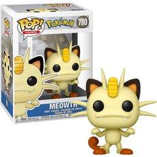 meowth / pokemon / figurine funko pop