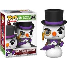 the penguin snowman / super heroes / figurine funko pop / exclusive special edition