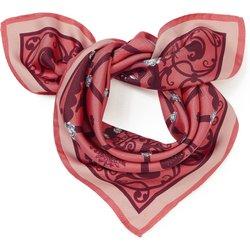 bei Peter Hahn: Nicki-Tuch aus 100% Seide Roeckl pink - Tücher